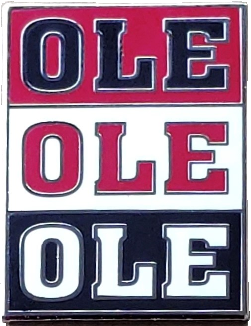 Ole Offers - ends midnight - 33% discount or more  Ole, Ole, Ole Badge  All Ole items here: http://bit.ly/Ole-All  #mufc