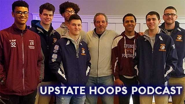 Wayne Eagles & Lyons Lions in-studio .::. Upstate Hoops Podcast 2/10/19