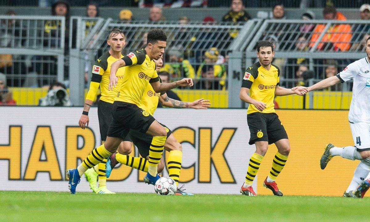 Actus Borussia Dortmund's photo on #bvbtsg