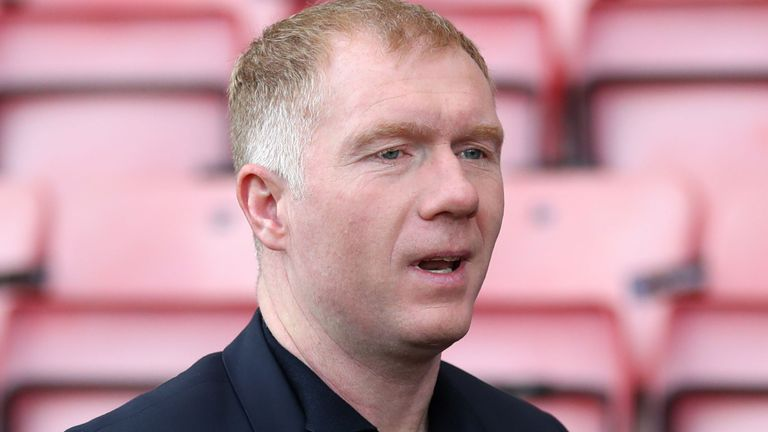 BREAKING: Paul Scholes has been appointed Oldham manager, Sky Sports News understands. #SSN