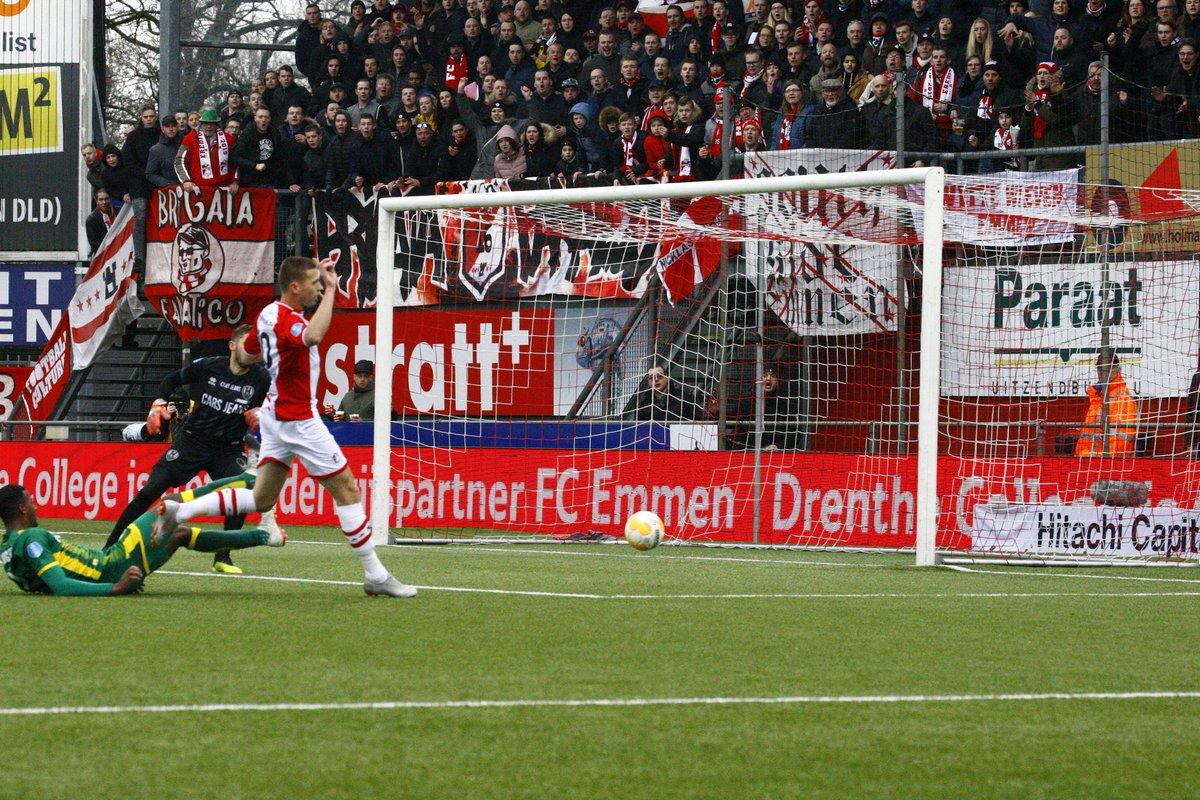 Fc Emmen 2 0 Against Ado Vitesse Is Right In Groningen Teller Report