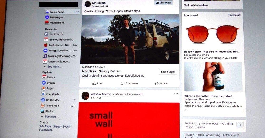 813929f09 ... تستخدم اعلانات #قوقل أو بفيسبوك هذا سببه ان الشركات تتجسس عليك خصوصاً  اذا المايكروفون مفعّل بشكل دائم هل واجهت مثل هذا الحالة؟  https://buff.ly/2GkLalo ...