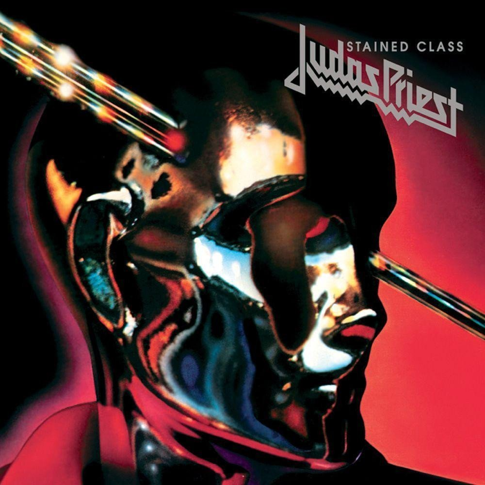 "#OnThisDay in 1978, Judas Priest released their 4th album ""Stained Class"". Regarded by many as Priest's best album, it featured much darker themes and lyrics than previous efforts. It peaked at #173 on the Billboard charts and is certified gold. #HeavyMetal #ClassicRock"