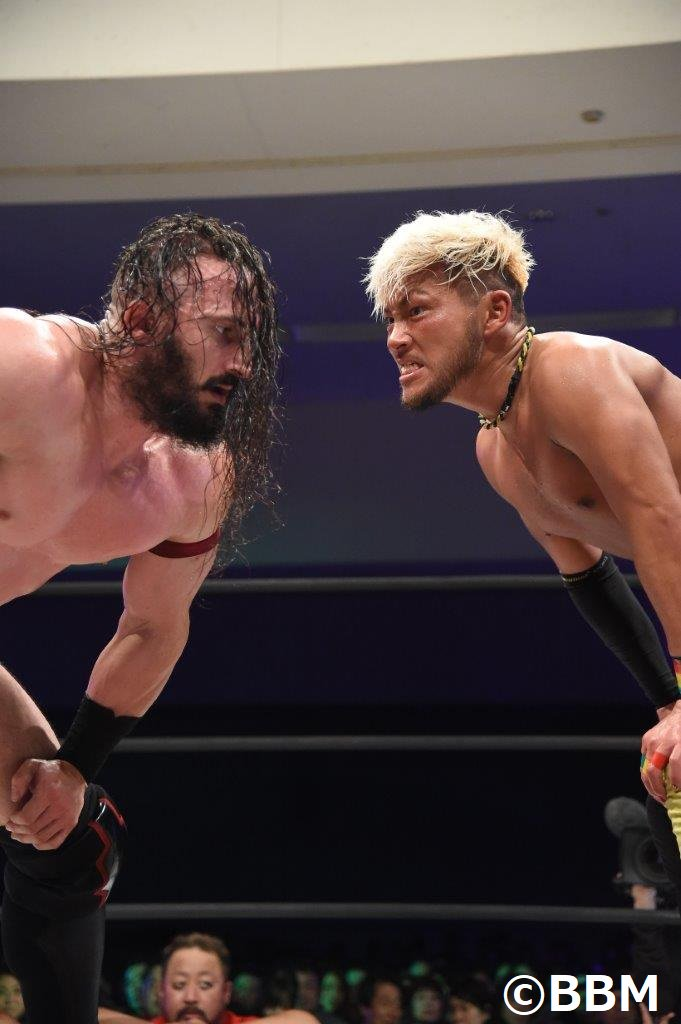 "Dragon Gate: ""Truth Gate 2019"" PAC defiende su cinturón 4"
