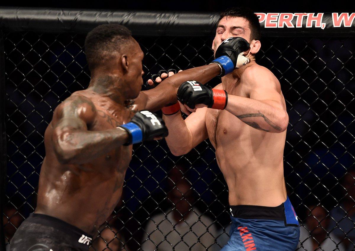 3️⃣6️⃣5️⃣ days.  5️⃣ Octagon victories.  1️⃣ amazing resume for @Stylebender. #UFC234
