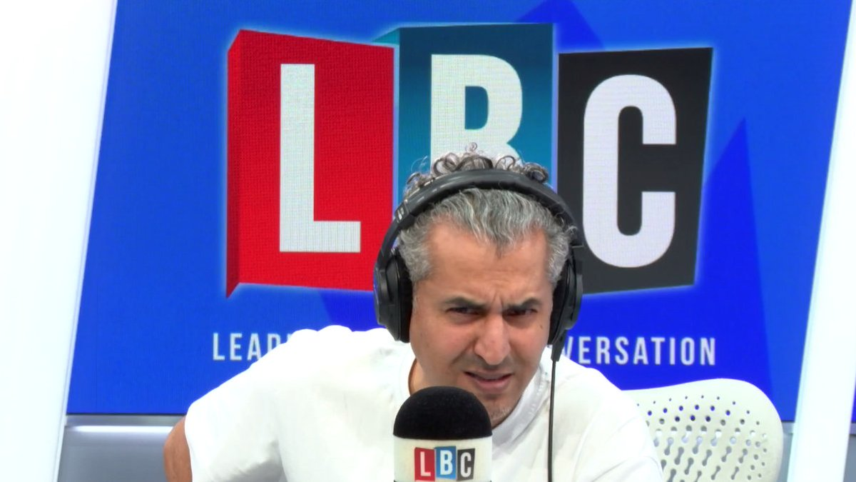 """Maajid Nawaz on the state of Labour's anti-Semitism row: """"All those old Nazi slurs are coming back in the disguise of criticising Israel when actually it's all an obsession with Jews""""  @MaajidNawaz 