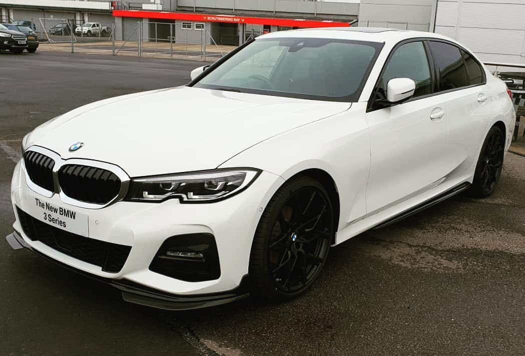 Carsinpixels On Twitter The New Bmw 3 Series G20 With M