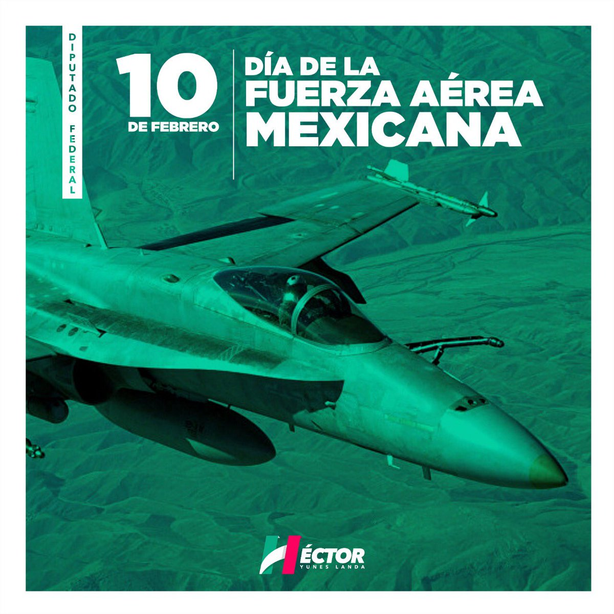 Héctor Yunes Landa's photo on #FuerzaAéreaMexicana