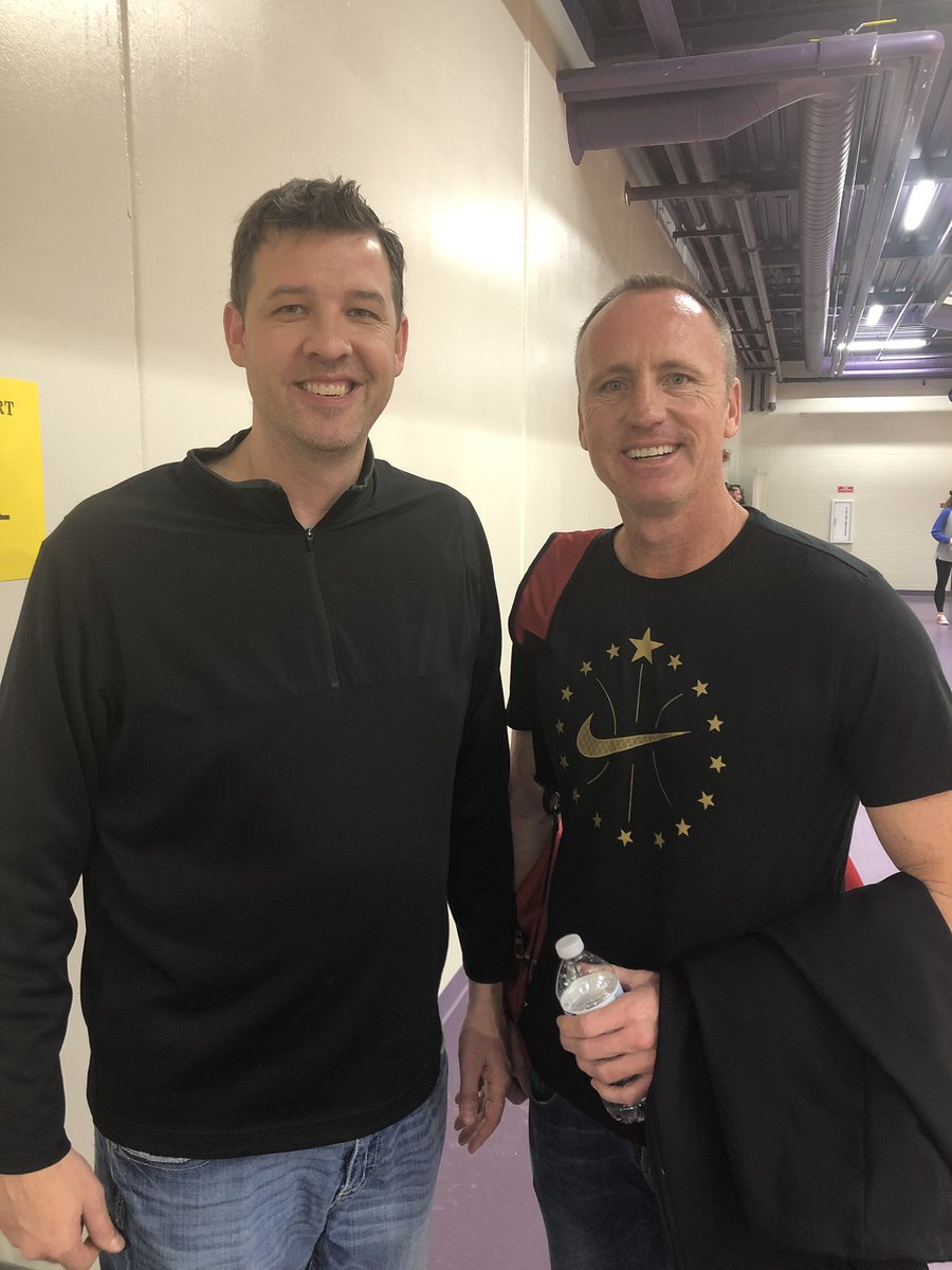Former Huskers giving back to the youth.....Coaching Girl's Teams in the Kings & Queens Tornament this weekend. Thanks Andy Markowski and Eric Piatkowski!!!!
