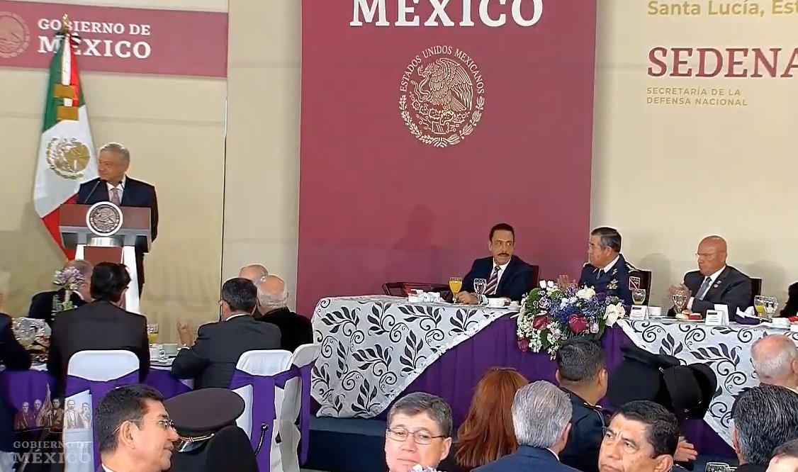 Noticias MVS's photo on Santa Lucía
