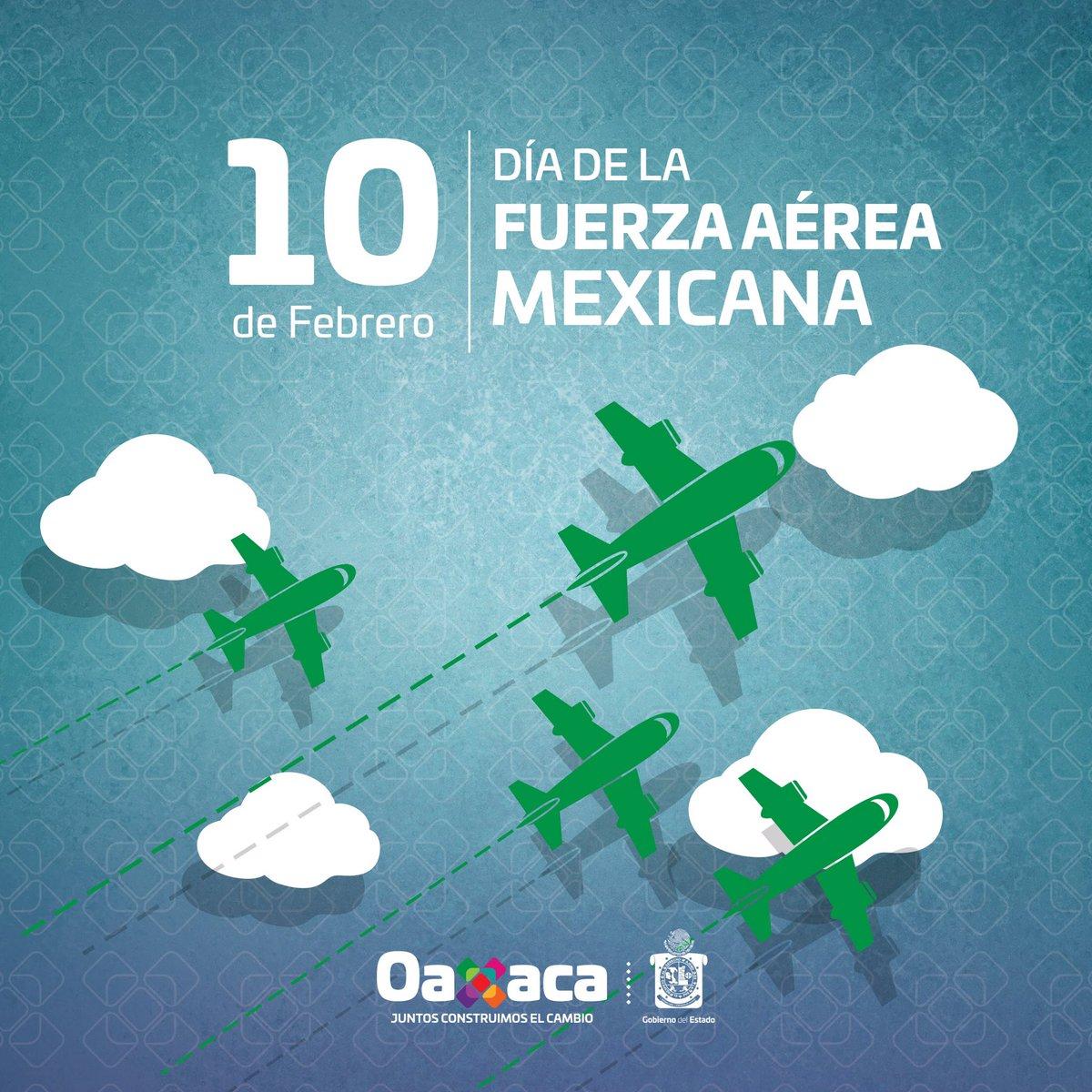 Gobierno de Oaxaca's photo on #FuerzaAéreaMexicana