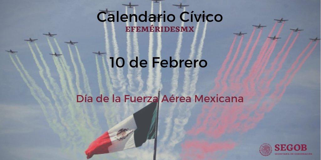 Calendario Cívico's photo on #FuerzaAéreaMexicana