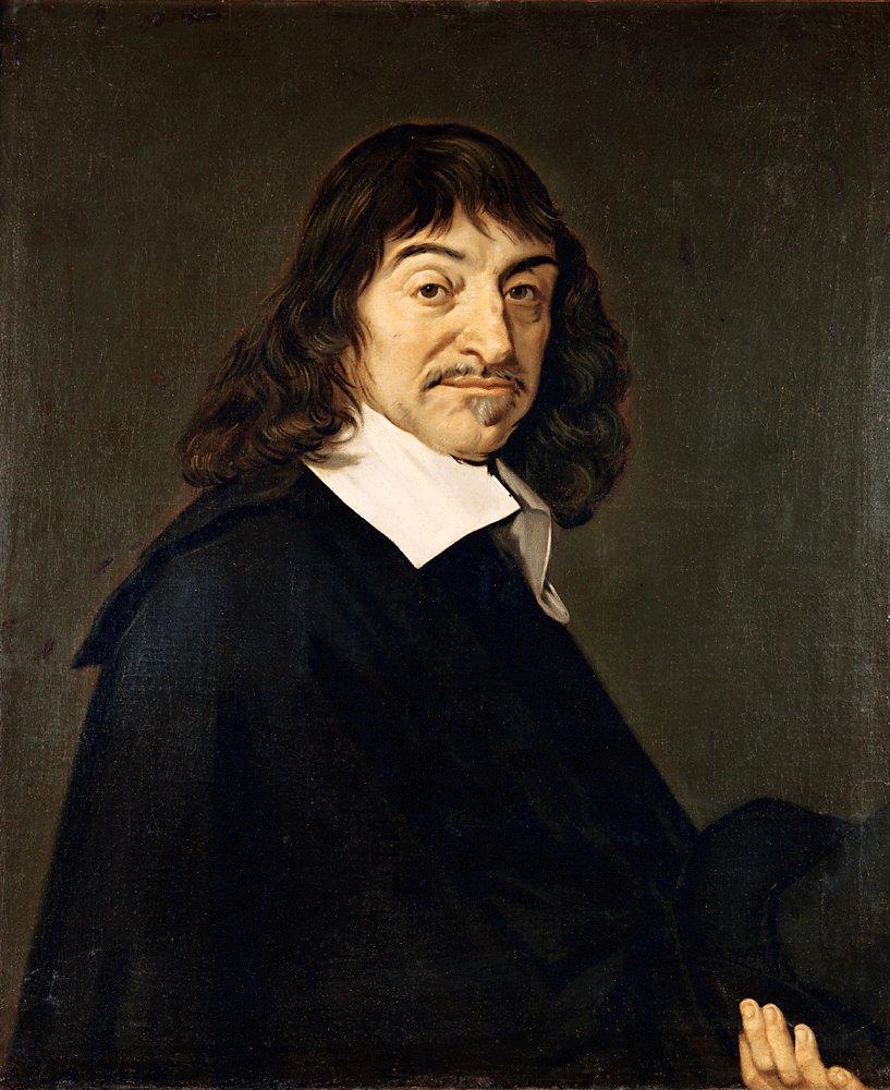 Alfabetas's photo on René Descartes