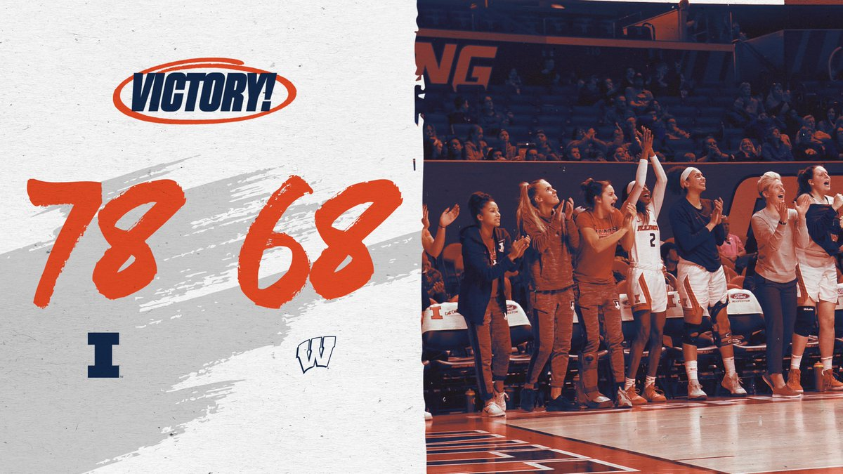 That's an #ILLINI WIN!