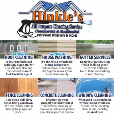 Hinkles Cleaning At Hink0207 Twitter