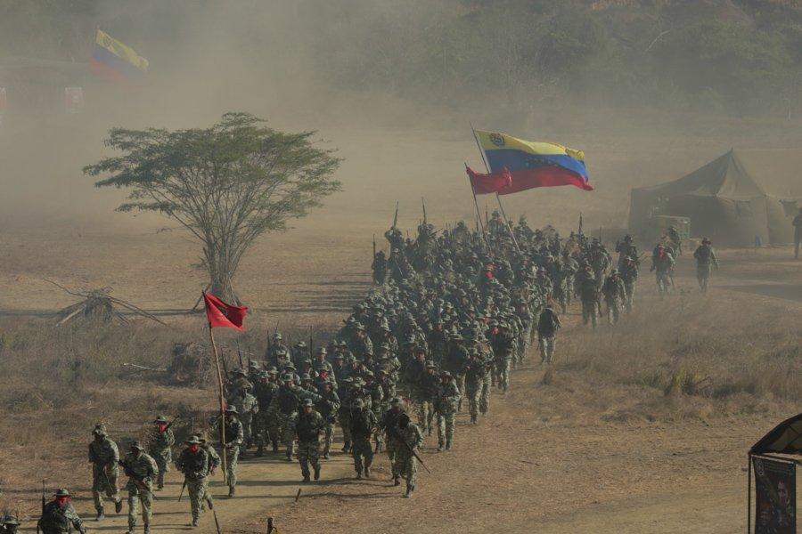 Prensa Presidencial's photo on El Ejército