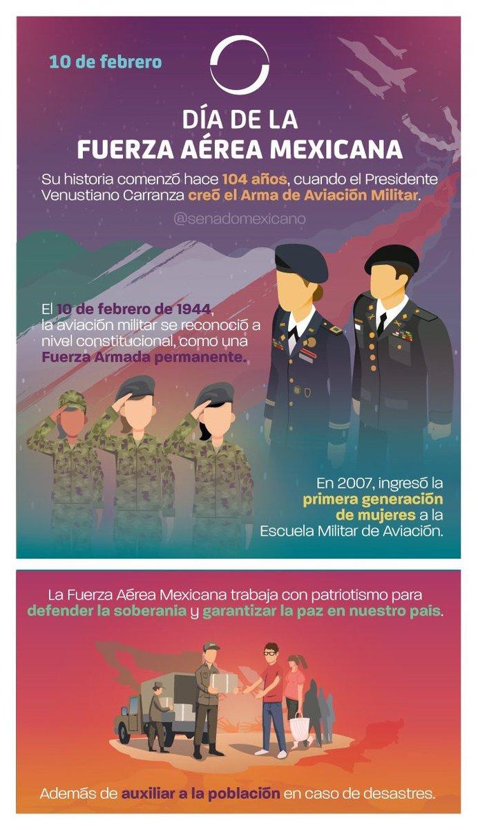 Senado de México's photo on #FuerzaAéreaMexicana