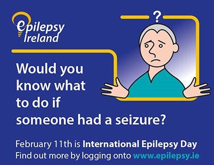 Epilepsy Ireland's photo on #EpilepsyDay