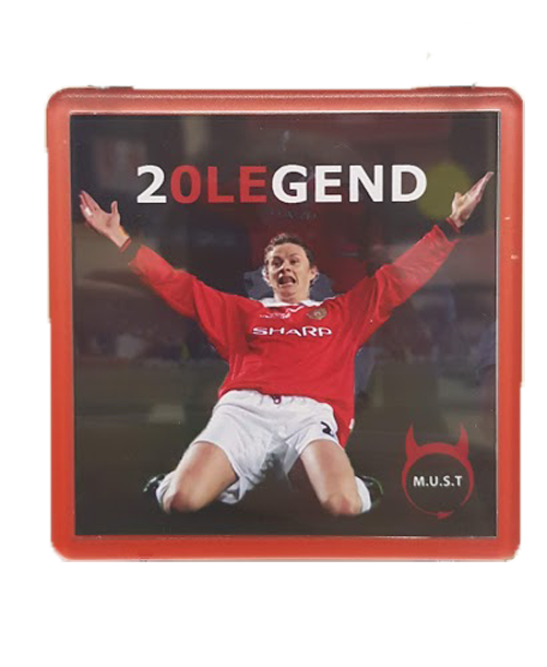 Ole Offers - ends midnight - 33% discount or more Ole Barca 99 Coaster All Ole items here: http://bit.ly/Ole-All  #mufc