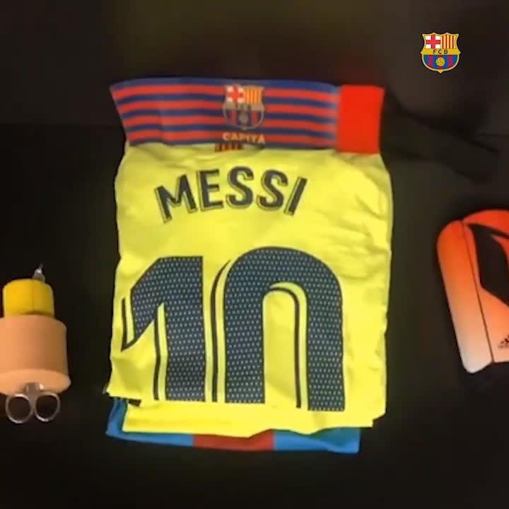 📍 San Mamés 💪 The dressing room is ready!  Let's go, team! 🔵🔴 #AthleticBarça