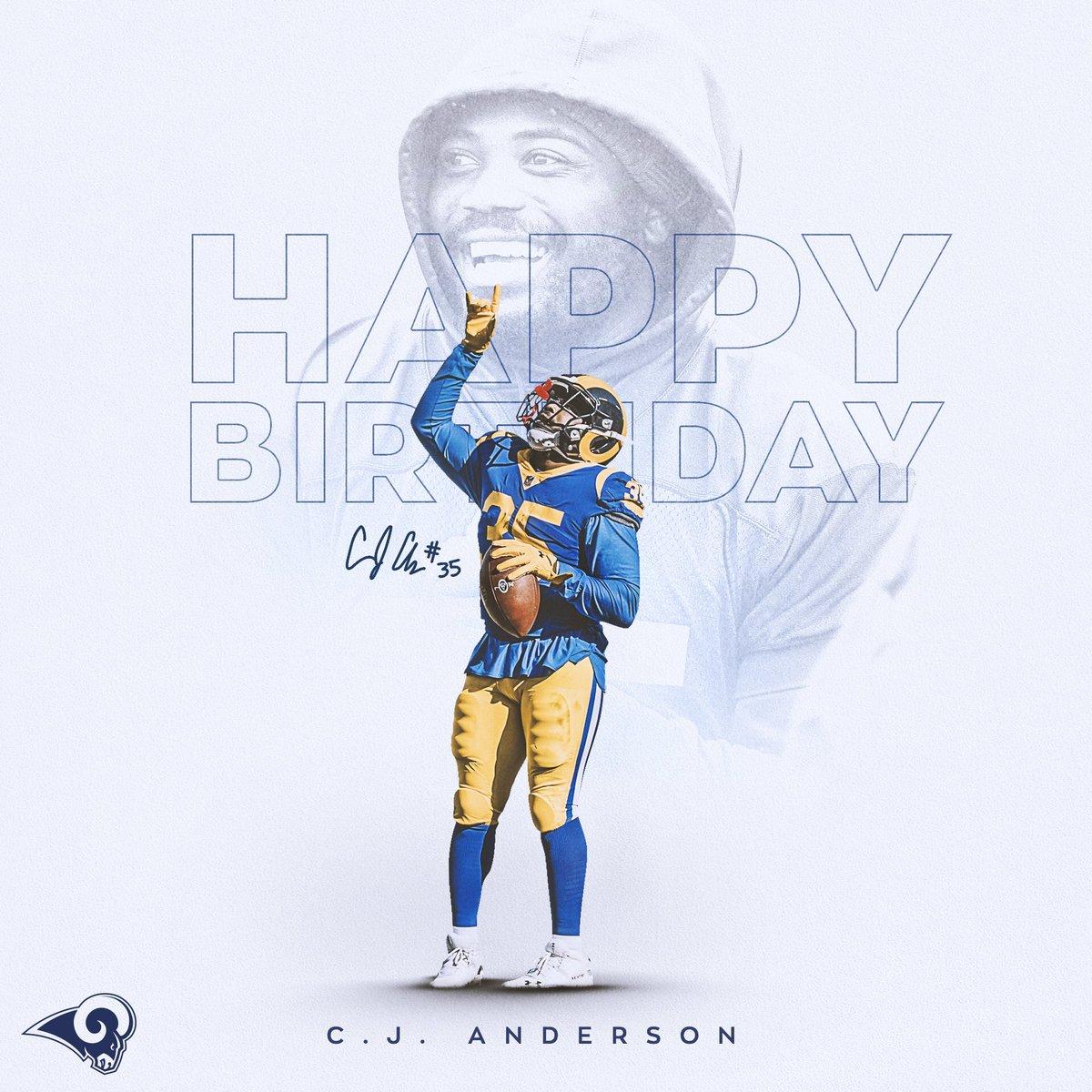RT to wish @cjandersonb22 a happy birthday!! 🎉 https://t.co/MLhR6tx7Eh
