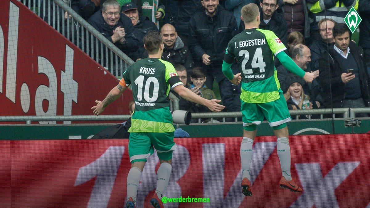 SV Werder Bremen EN's photo on #SVWFCA