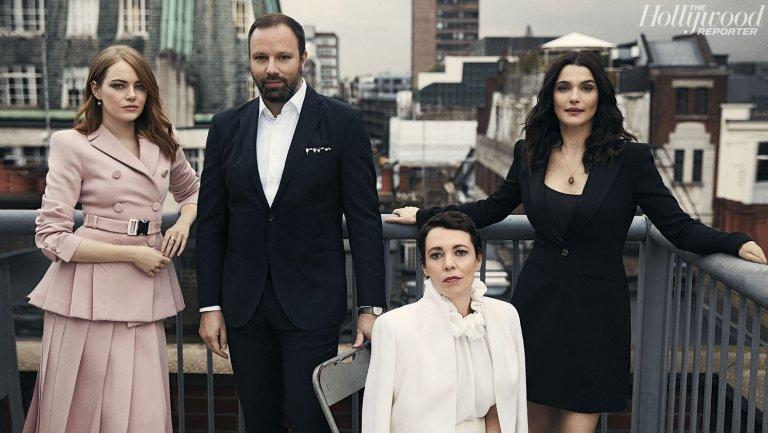 #EEBAFTAs:  @the_favourite wins Outstanding British Film https://t.co/WMMFAg9Vok https://t.co/YSTdzy37Aa
