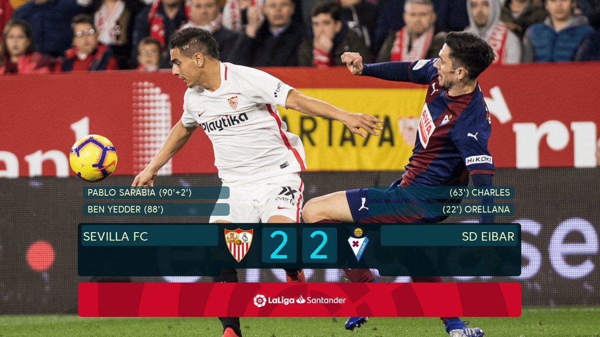 FC Séville-Eibar