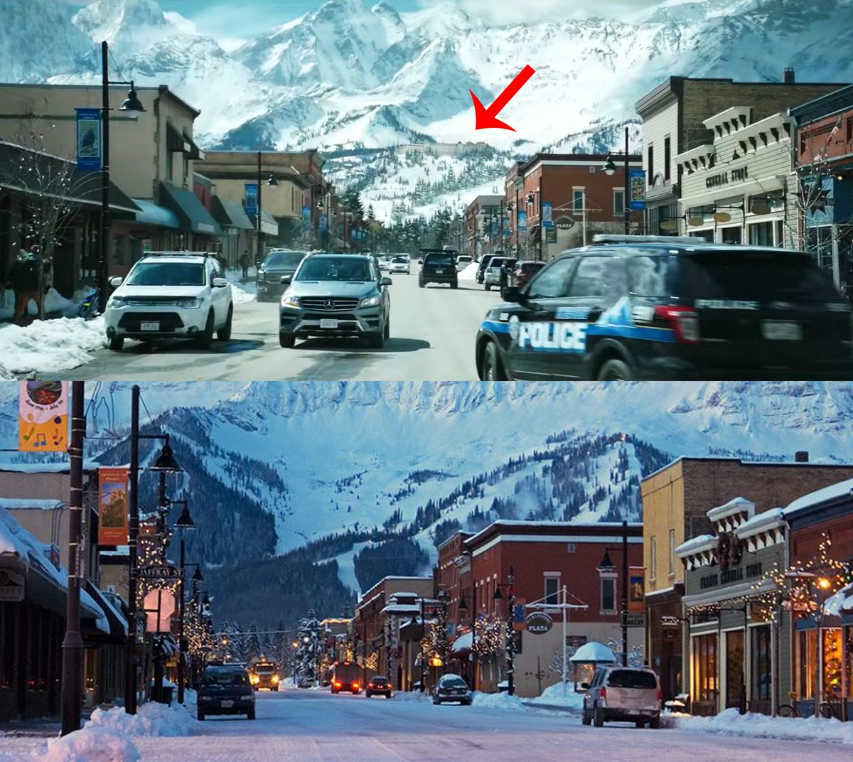 Cold Pursuit City Filming Locations Welcome To Kehoe