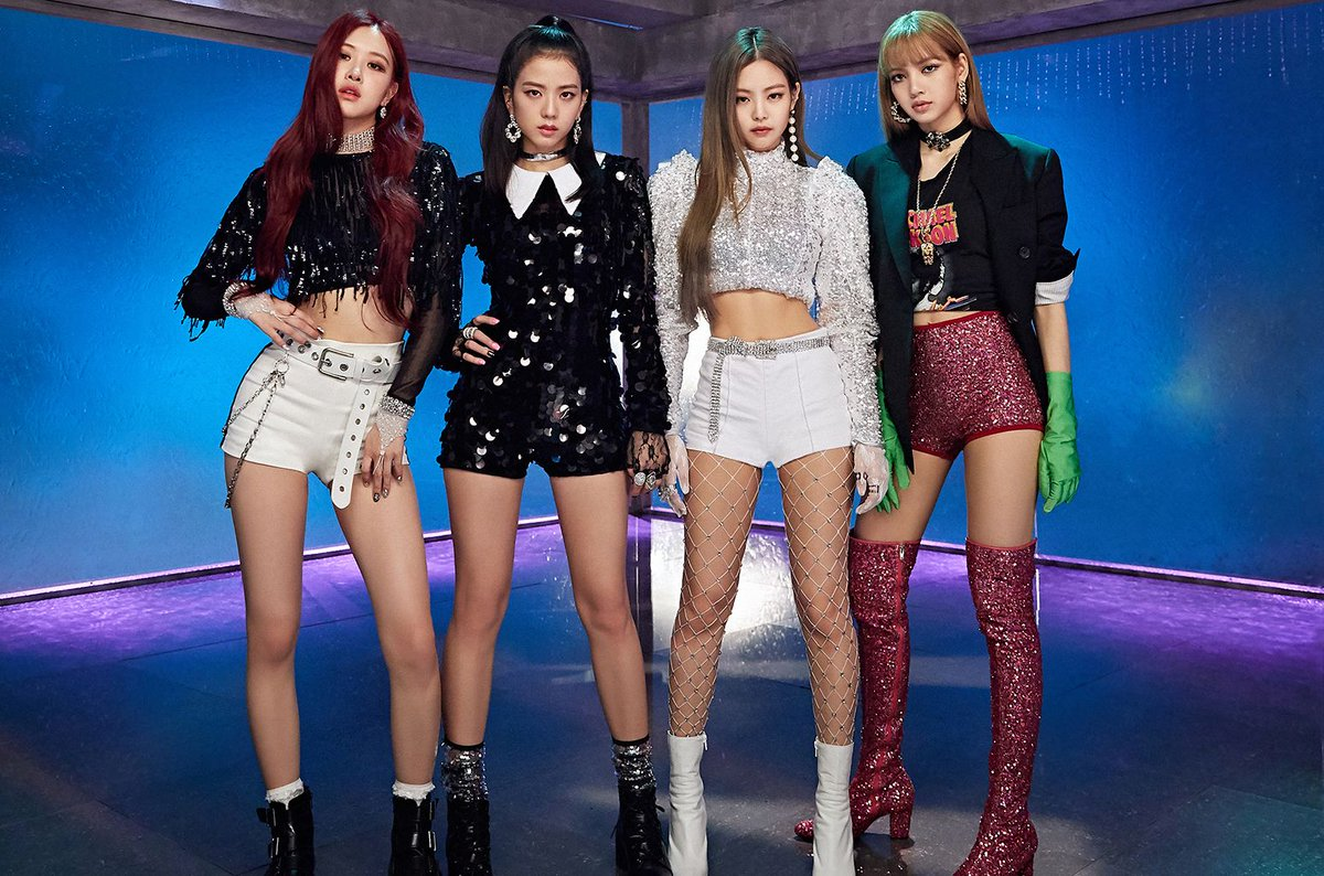 'BLACKPINK is the revolution': K-pop girl group makes U.S. debut at Universal #GRAMMYs party https://t.co/e0Zg0LPifi  @ygofficialblink