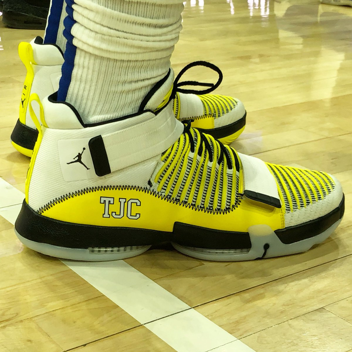 Jimmy Butler representing Tyler Junior College! #NBAKicks<br>http://pic.twitter.com/OJqRuRGpAx