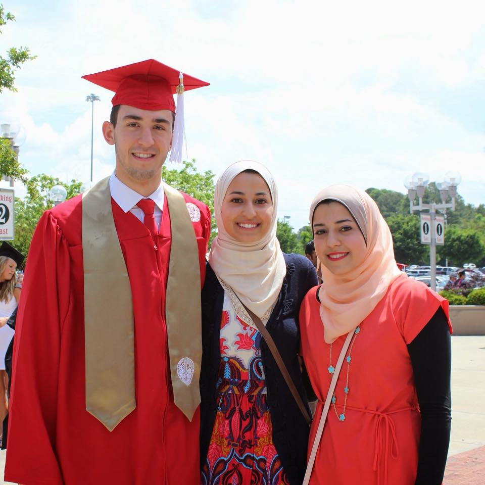Today as we mark the 4 year anniversary of the tragic murders of Deah, Yusor and Razan, #OurThreeWinners, let us commit to preventing further hate violence and raising awareness about implicit bias. Support here: http://launchgood.com/ourthreewinners