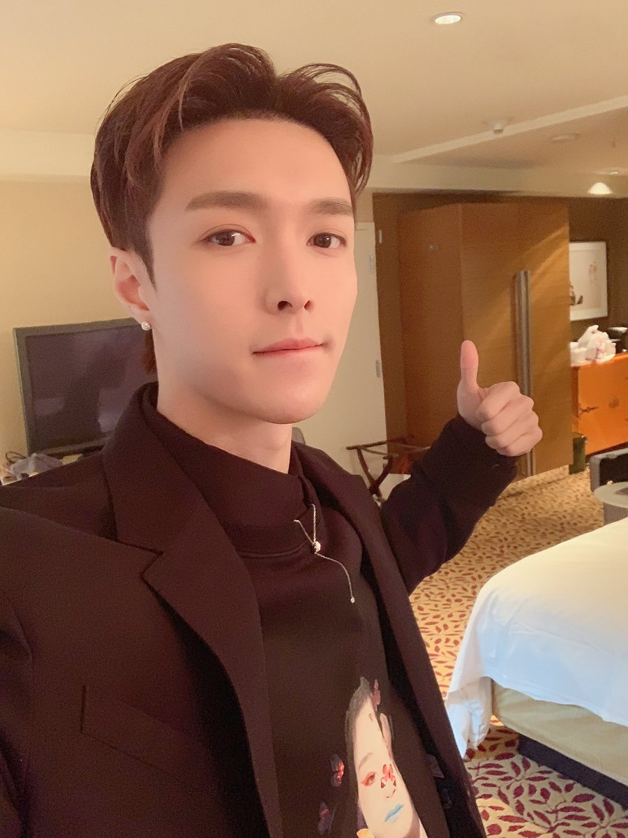 Lay Zhang's photo on The Grammys