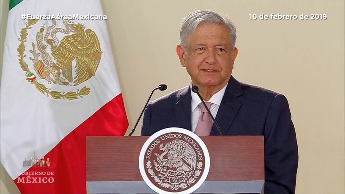 Gobierno de México's photo on #FuerzaAéreaMexicana
