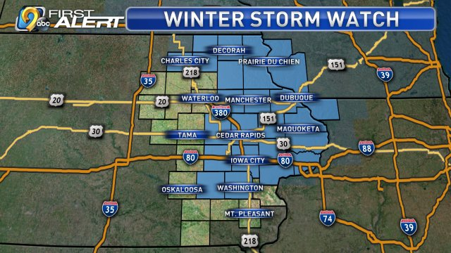 Kcrg Mobile Weather Lab On Twitter