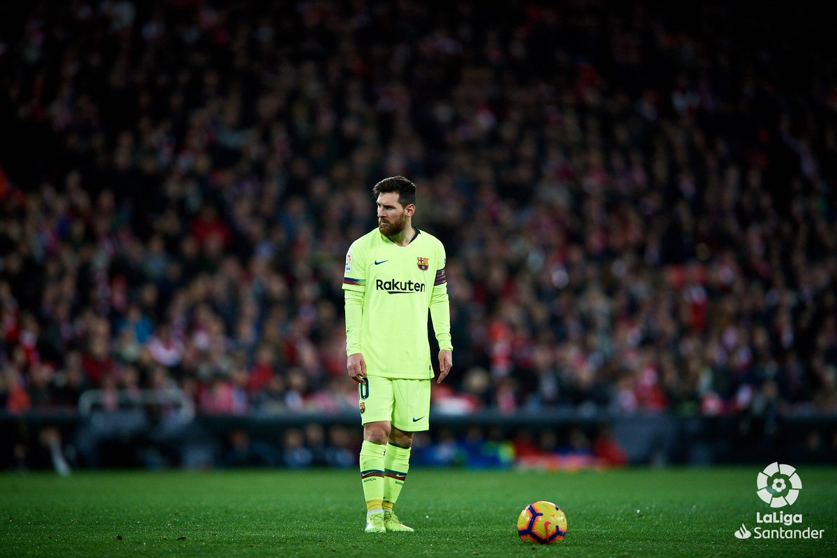 DzEu2RFWwAEN2Ic - 'Messi Doesn't Look Quite Good' – Fans Say After Barcelona Fired Blank