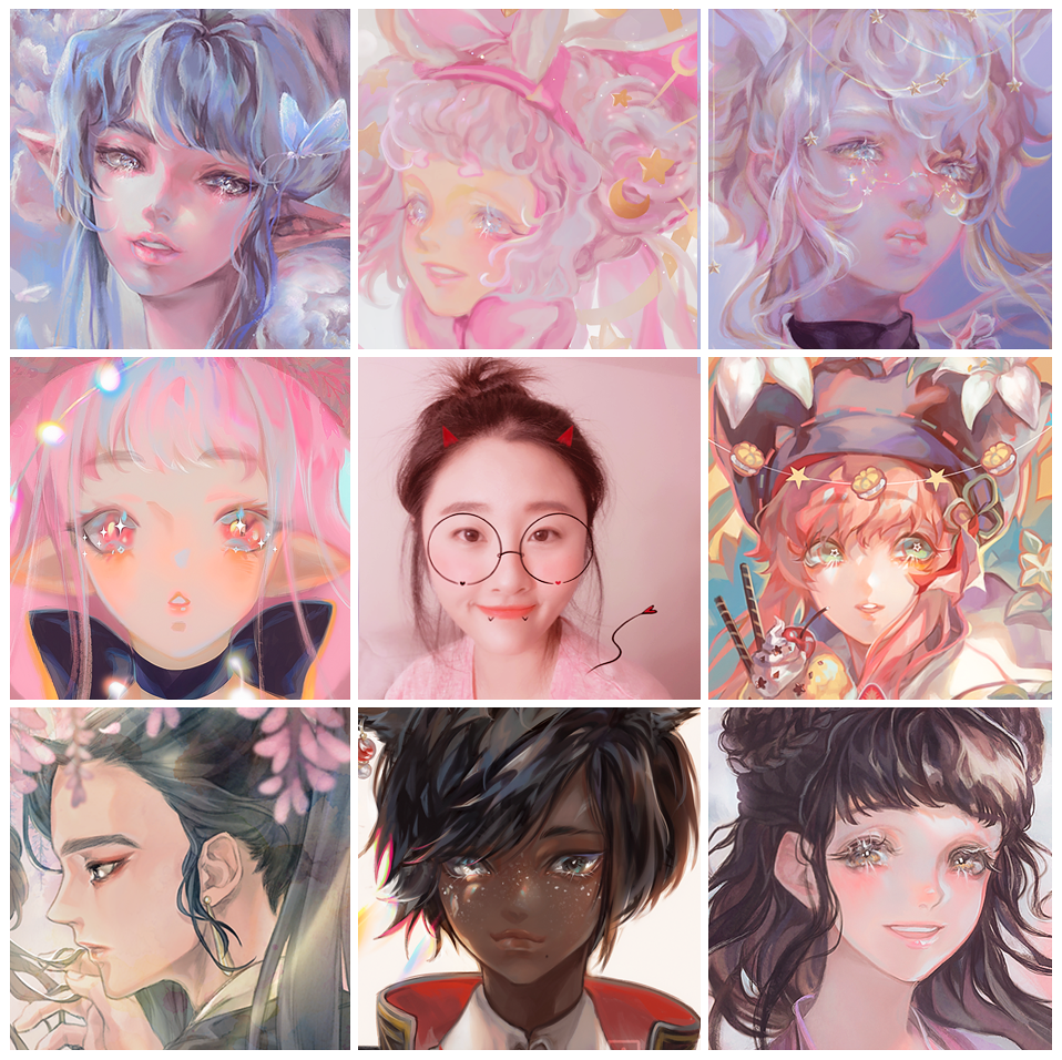 서(ѕєσ)🍇@ comms's photo on #artvsartist