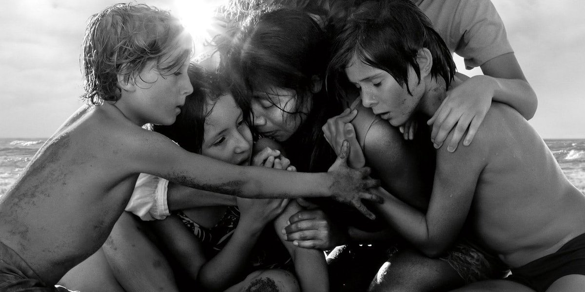 congratulations to the Roma team on winning the #BAFTA for BEST FILM(!!) as well as winning Best Cinematography, Best Film Not in the English Language, and Best Director – it really is a stunningly crafted, deeply moving film and deserves all the love it's getting