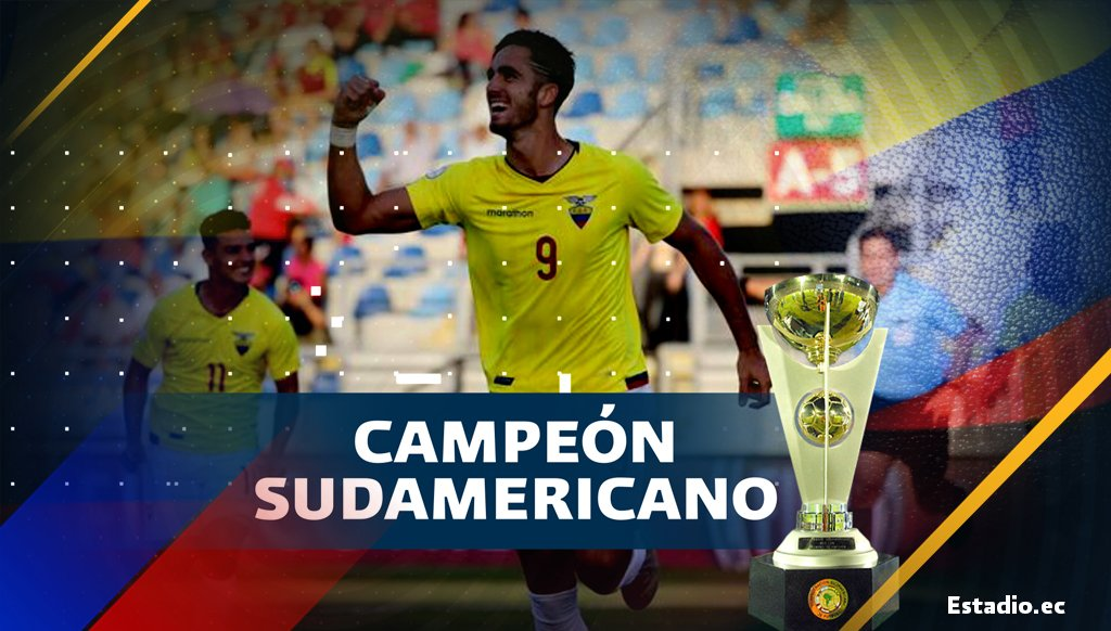 Ecuavisa's photo on Mundial Sub-20