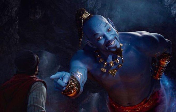 Aladdin Foto