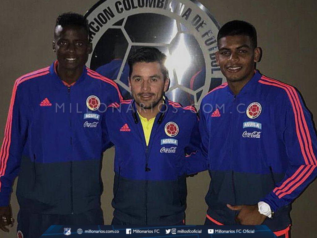 Millonarios FC's photo on Mundial Sub-20