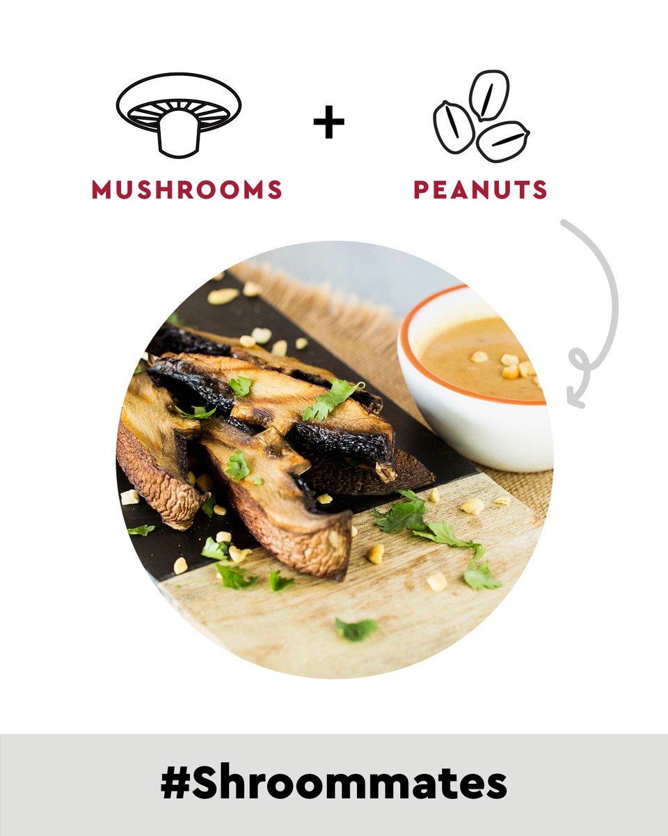 Mushroom Council's photo on #MeatlessMonday