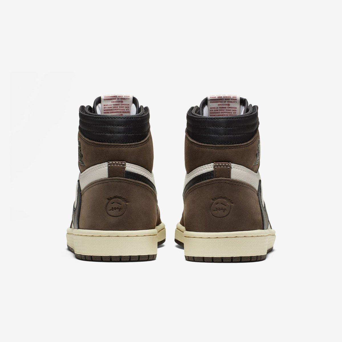 sneakers for cheap 8c364 1b862 Travis Scott x Jordan 1 Retro High OG NRG official  imagespic.twitter.com VsKl0sk0FB. 6 53 PM - 10 Feb 2019