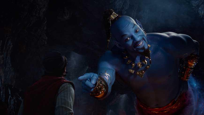 The Disney Blog's photo on Genie