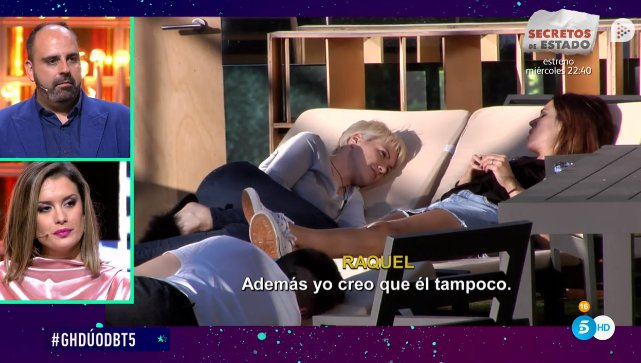 Gran Hermano's photo on #GHDÚODBT5
