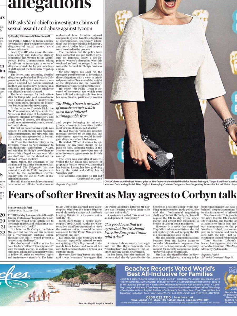 John O'Brennan's photo on Soft Brexit