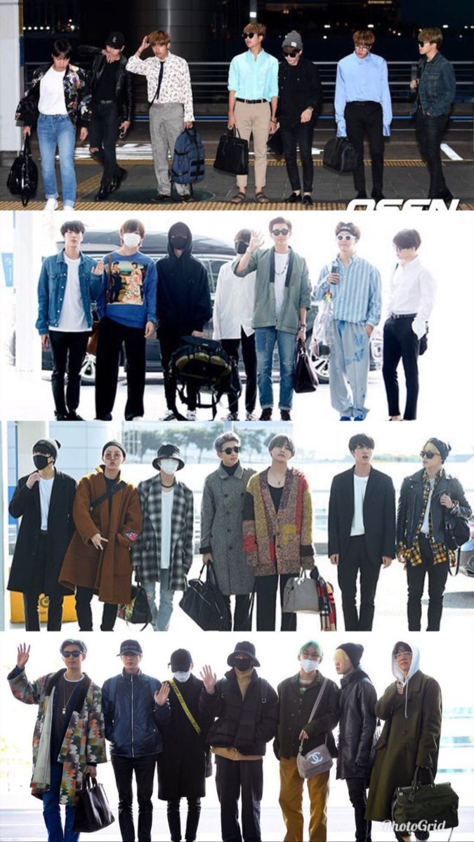 #TearItUpBTS from 2017 to 2019 They are still moving on  Billboard AMAs  and finally #GRAMMYs  we are here <br>http://pic.twitter.com/rqQ8lGnQ0c