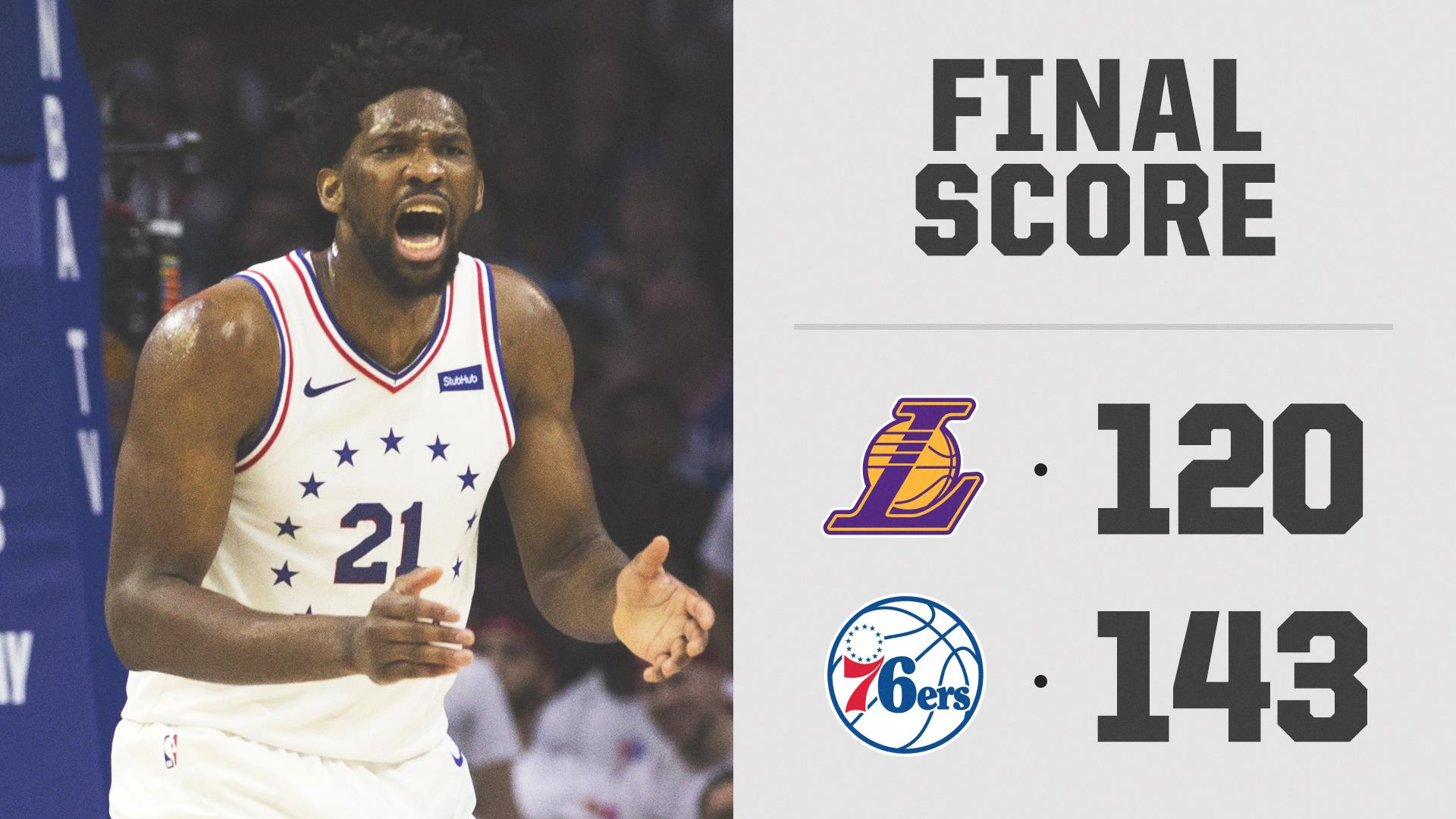 Watch out for the new-look @sixers �� https://t.co/HzWlZn0aKL