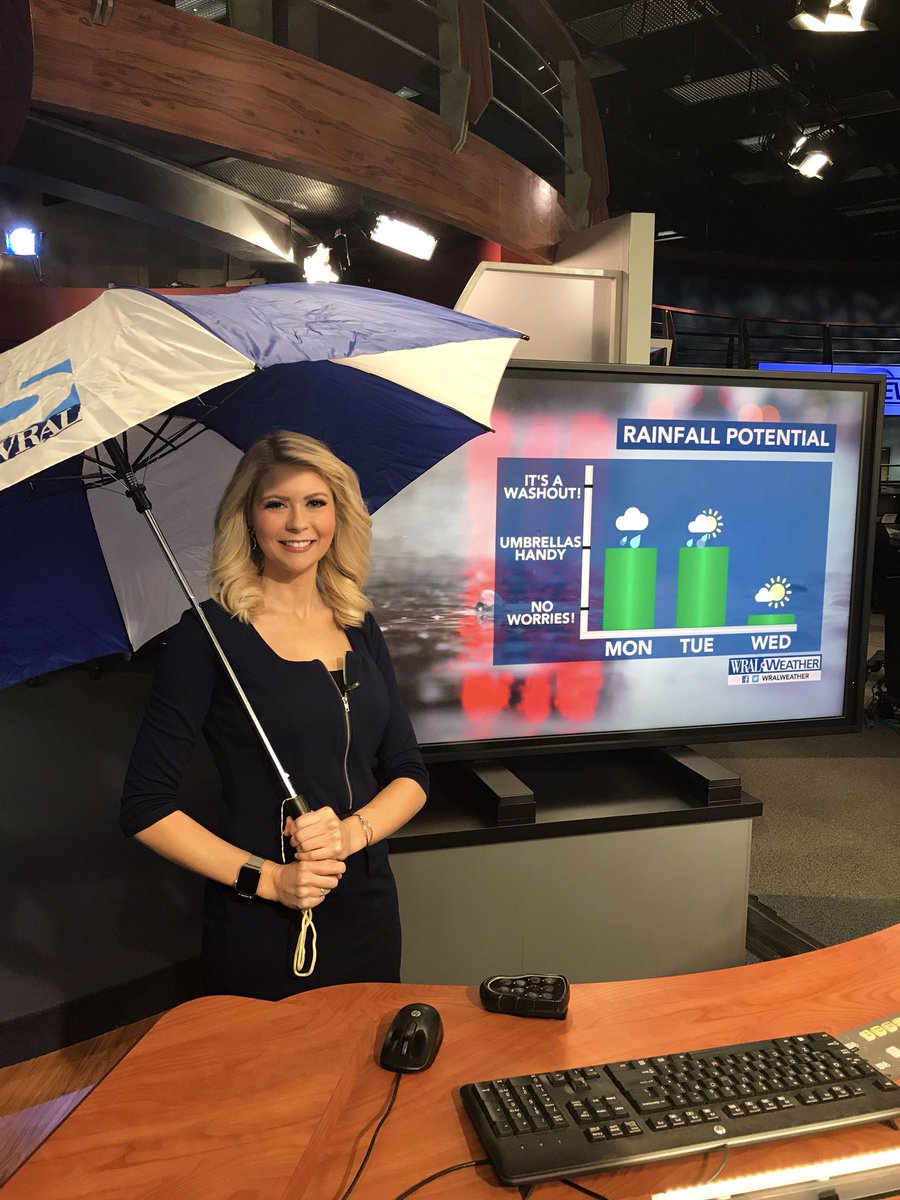 It's National Umbrella Day - fitting for the forecast tonight! Join