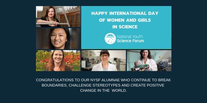 #WomenInScience Photo